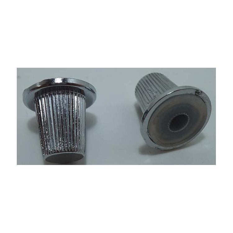Knoflík 3,6mm stříbrný CONDOR