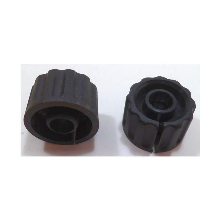 Knoflík 6mm KPP16 černý