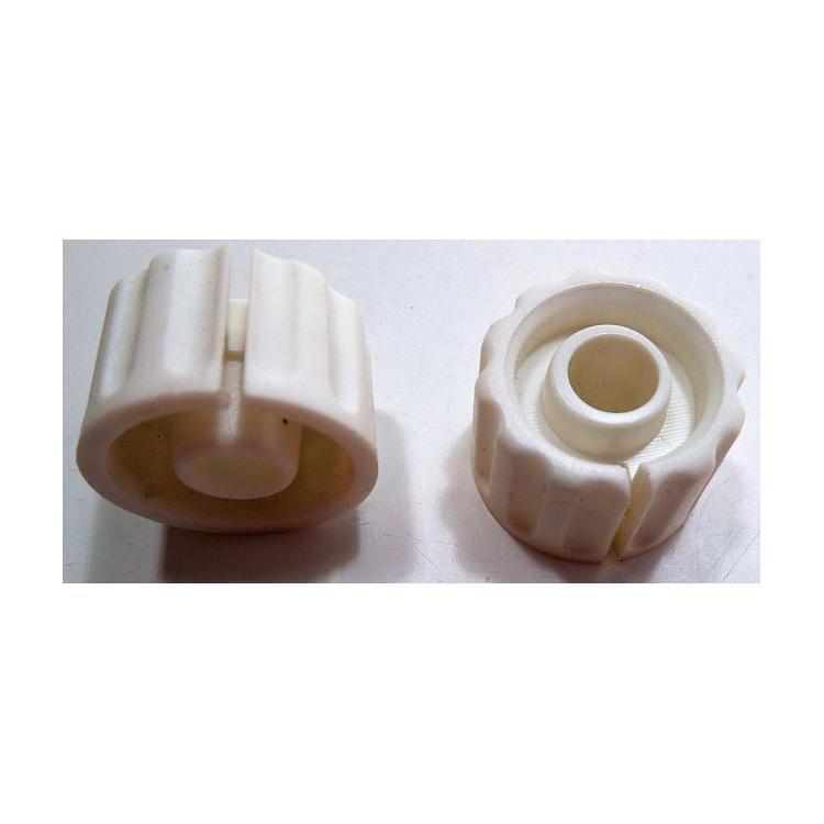 Knoflík 6mm KPP16 bílý