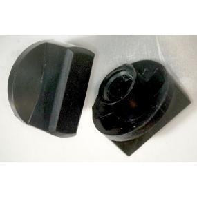 Knoflík 5,8mm, plochý úchyt