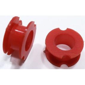 Kostřička do hrníčku P14x8 plast(červená)