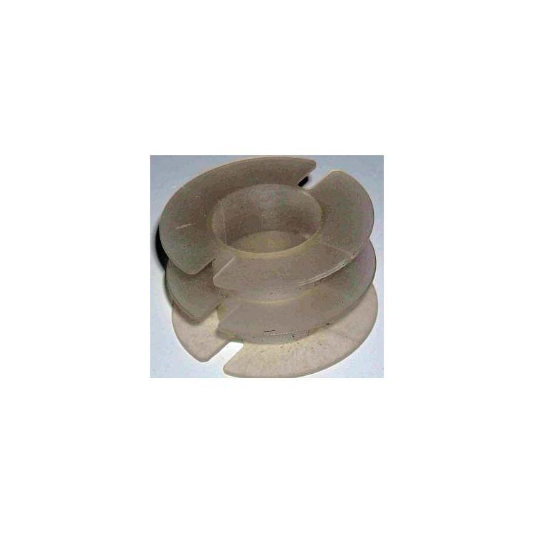 Kostřička do hrníčku P42X29 2-komorová plast (průhledná)