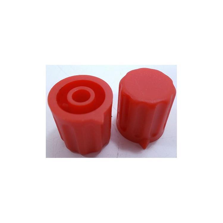 Knoflík 4mm KP1404 červený