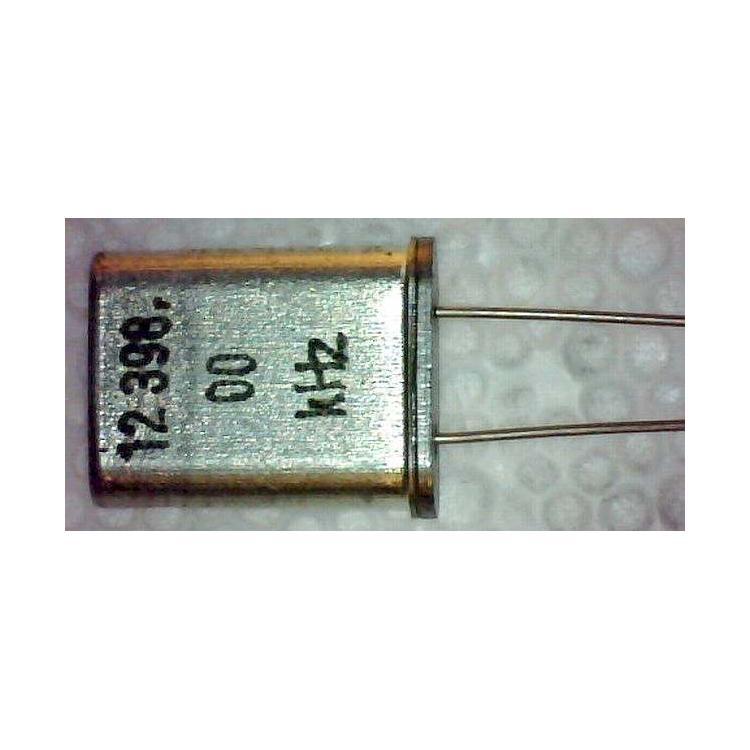 Krystal 12398,00 kHz