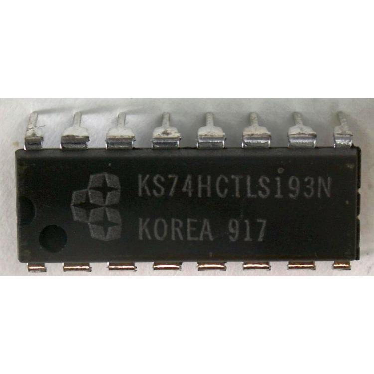 74HCTLS193