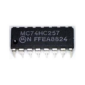 74HC257