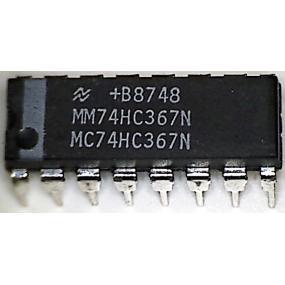 74HC367