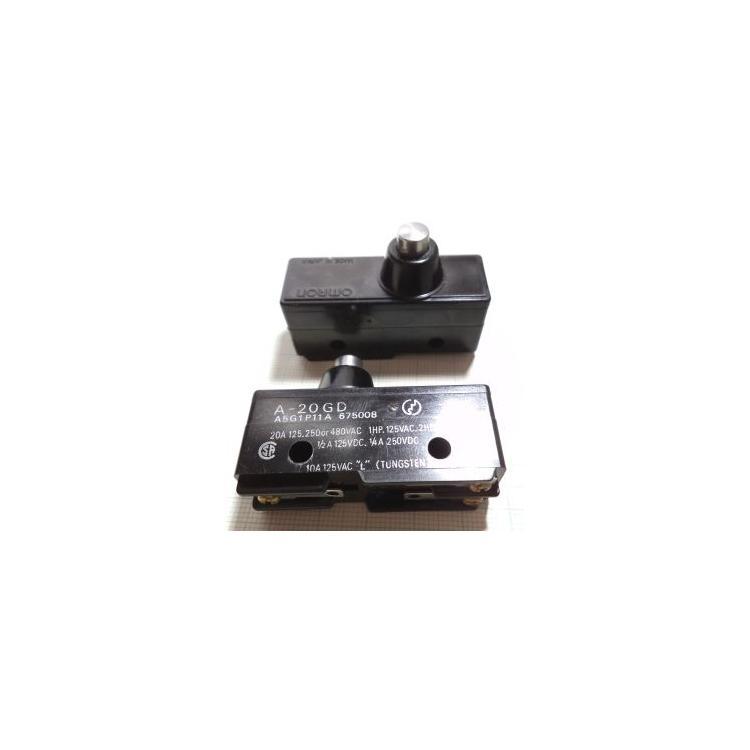 Mikrospínač Omron A-20GD