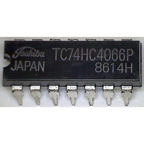 74HC4066