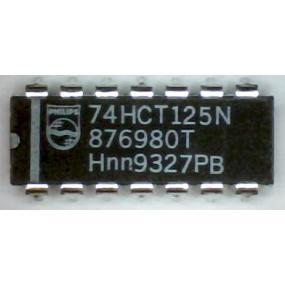 74HCT125