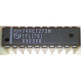 74HCT273