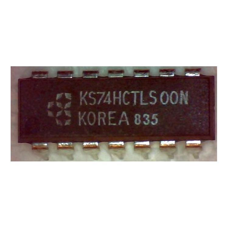 74HCTLS00