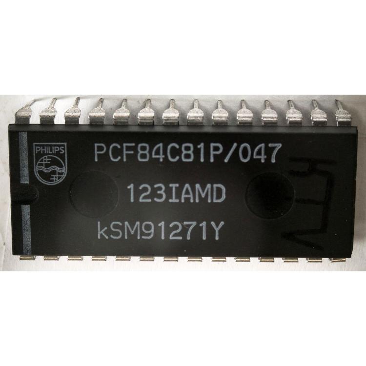 PCF84C81P/047