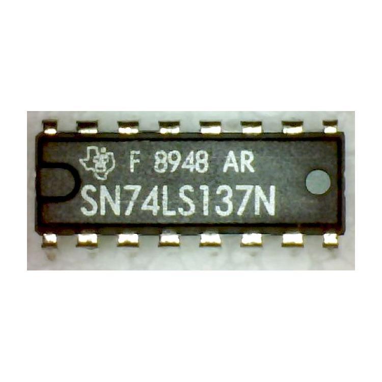 74LS137