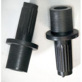 Knoflík 4mm, tenčí hmatník 14mm