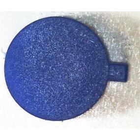 Čepička ke knoflíku modrá