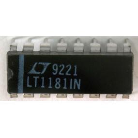 LT1181CN