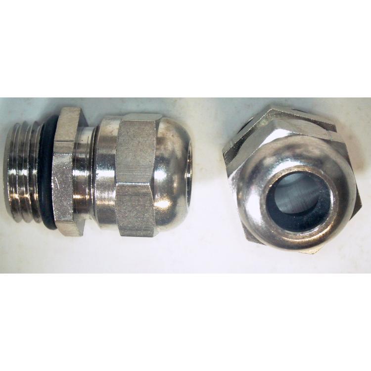 průchodka na kabel PG7 kovová