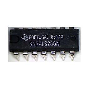 74LS266