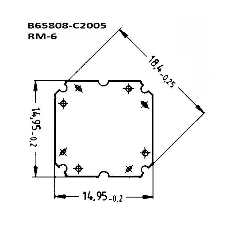 Podložka pod RM6