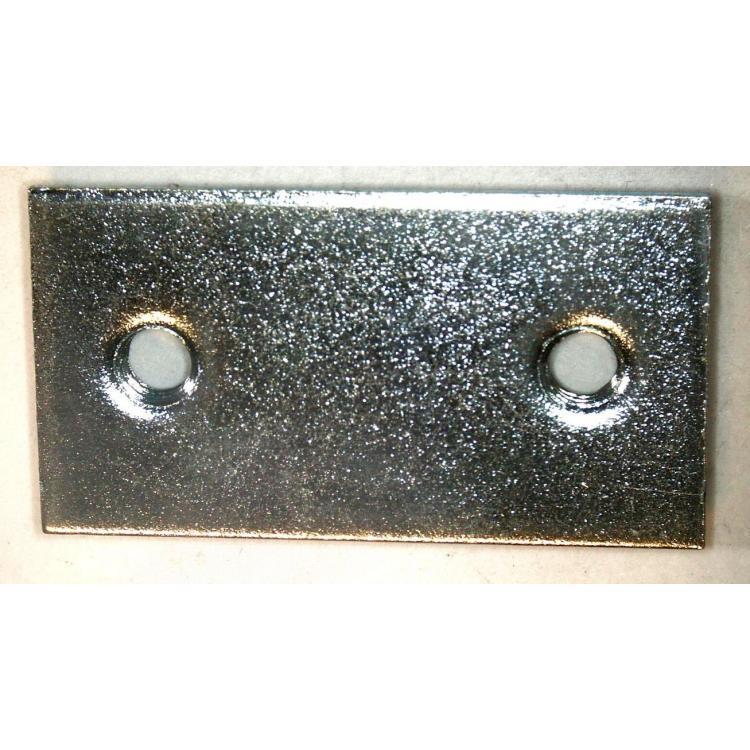 Montážní destička 13x24x1mm s M3 otvory