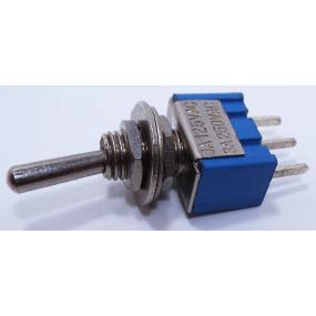 Přepínač páčkový 2 polohy 3A/250V AC
