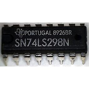 74LS298