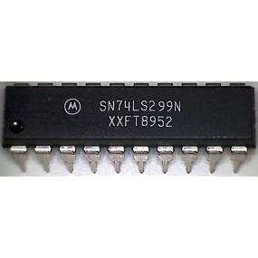 74LS299