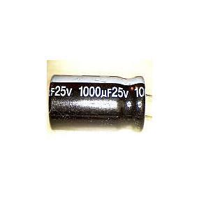 CER 1000µ/25V