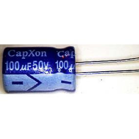 CER 100µ/50V