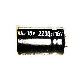 CER 2200µ/16V