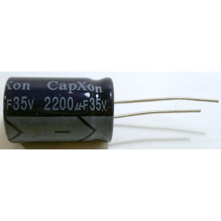 CER 2200µ/35V