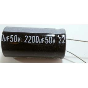 CER 2200µ/50V