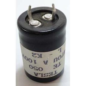 CER 470µ/100V TE050