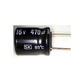 CER 470µ/16V