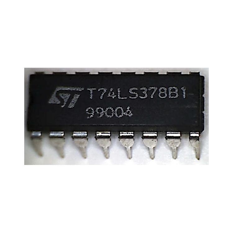 74LS378