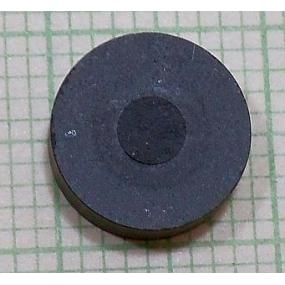 Feritová destička pr.9mm x 2,6mm H21