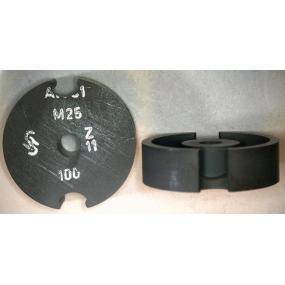 P18x11 M25 Al:100nH