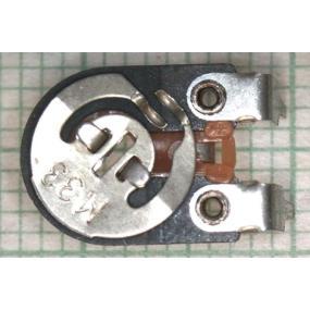 Pojistkový držák 5x20mm do DPS