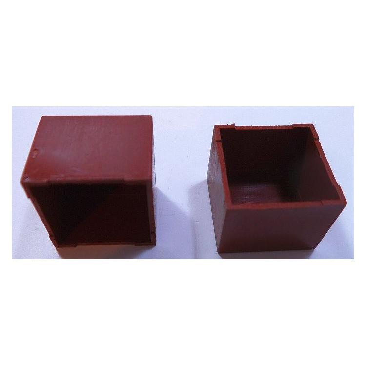 Krabička na EF12,6 s nožičkami plastový