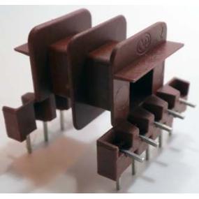 Kostřička na EF25 Horizontal 10 PIN dvoukomorová