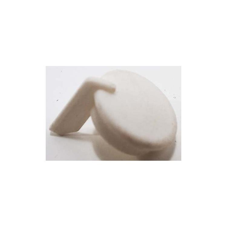 Čepička ke knoflíku KPP14,16 bílá