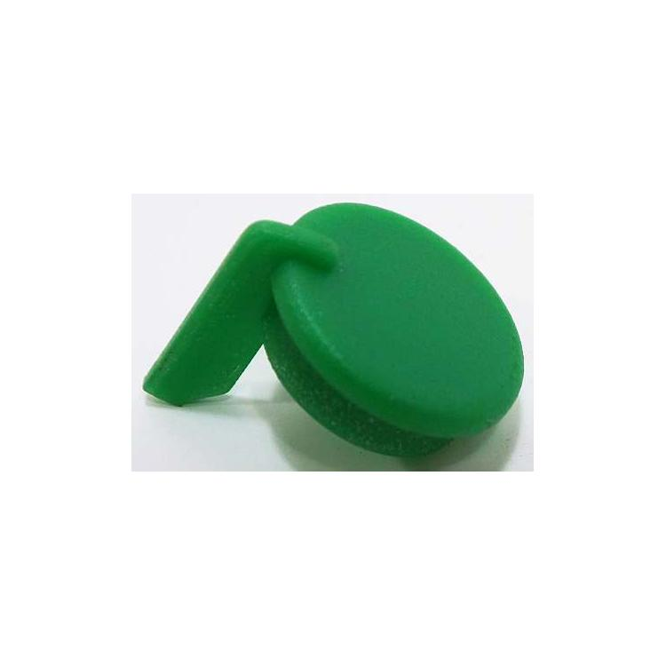 Čepička ke knoflíku KPP14,16 zelená