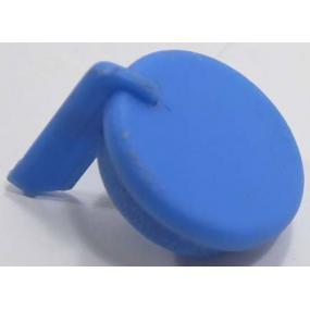 Čepička ke knoflíku KPP14,16 sv.modrá