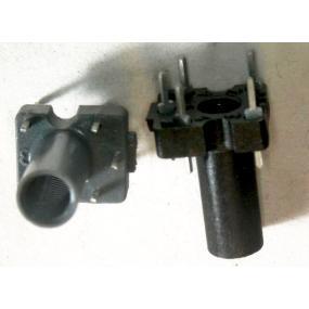 Potenciometr 100K/G RFT665