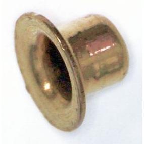 Nýt dutý mosazný 2,5x3,4mm