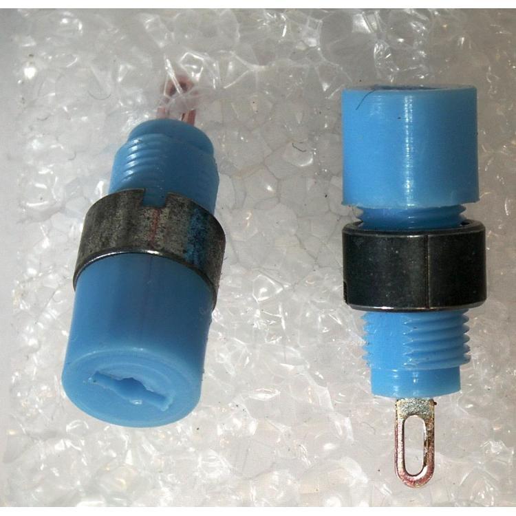 Minizásuvka 6AF28283 světle modrá