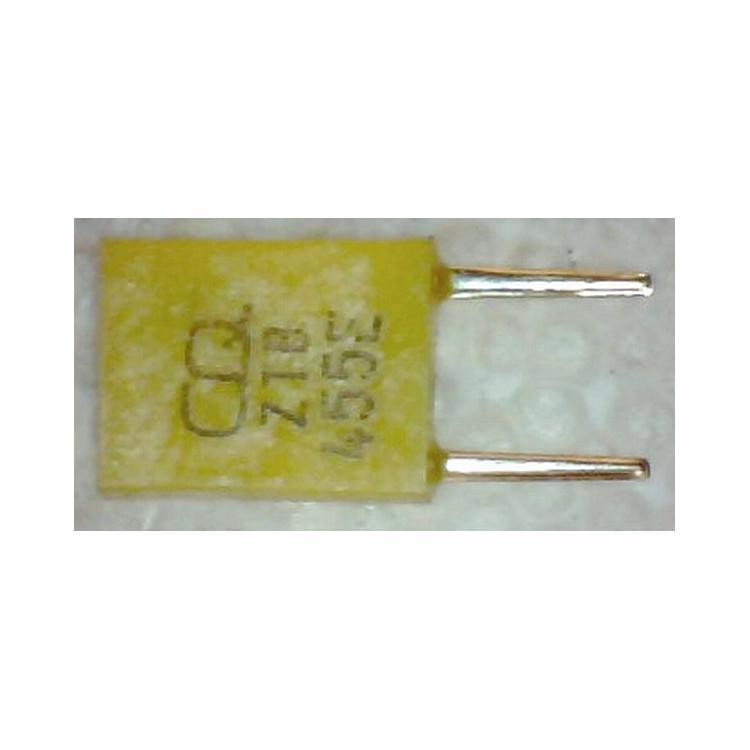 Filtr CSB455kHz - rezonátor
