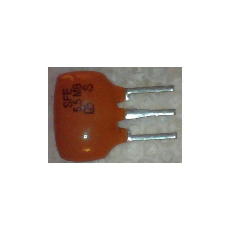 Filtr SFE 5.5MHz