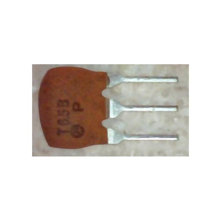 Filtr SFT 6.5MHz 3vývody